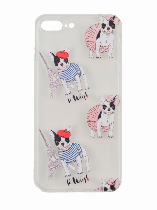 Dog themed iphone case