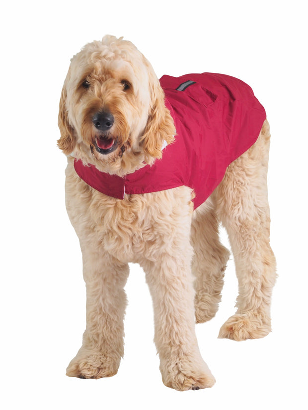 Supercell breathable lightweight Dog Raincoat