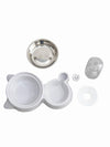 FurBaby Dog Bowl and Automatic Water Set