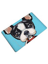 Boston terrier floor mat best gift for dog lovers