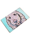 Cocker spaniel welcome mat or bed