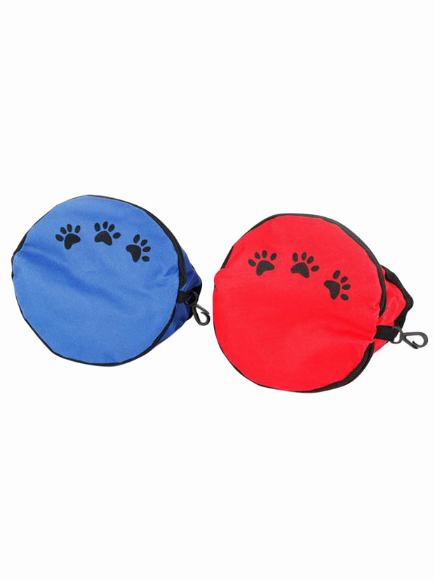 Waterproof Collapsible Dog Bowl