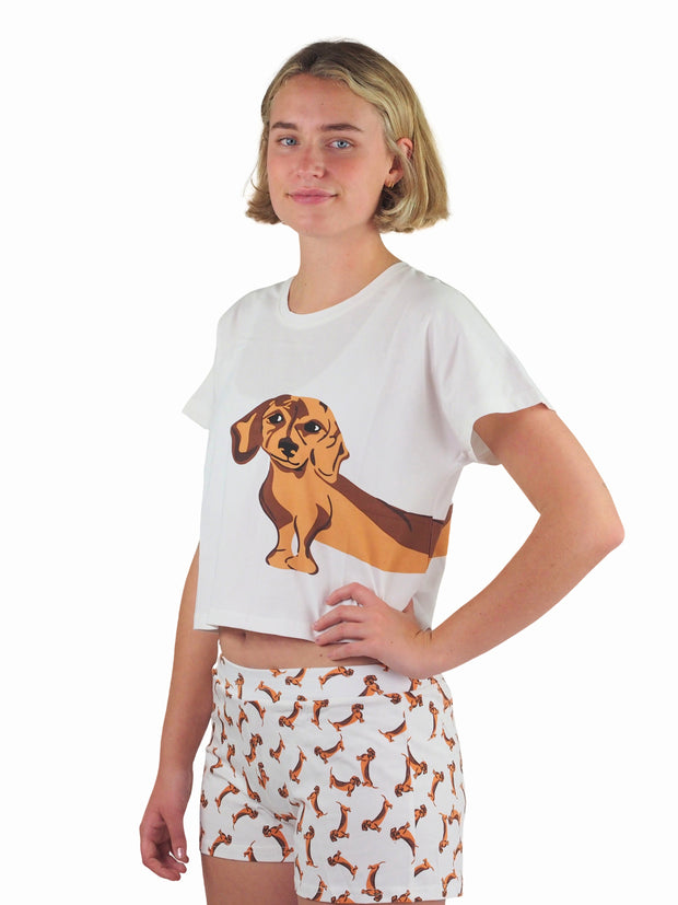 Dachshund Dog Lovers Pyjama Set