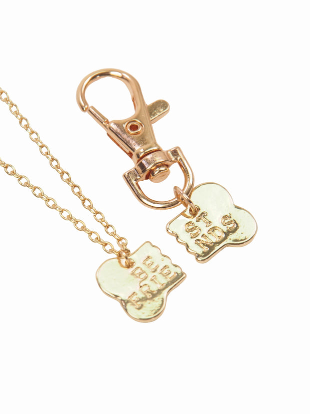 Affordable online dog lovers gifts necklace