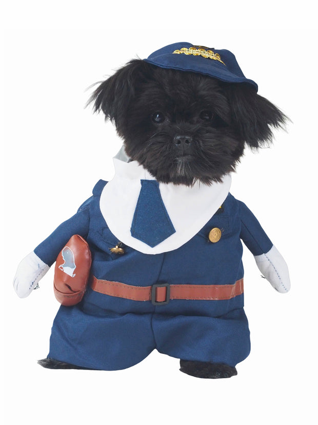 Freeze! Police Dog Halloween Costume