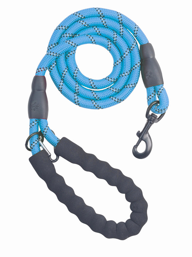 High quality thick dog lead with padded handle