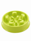 no gulp slow eater dog bowl