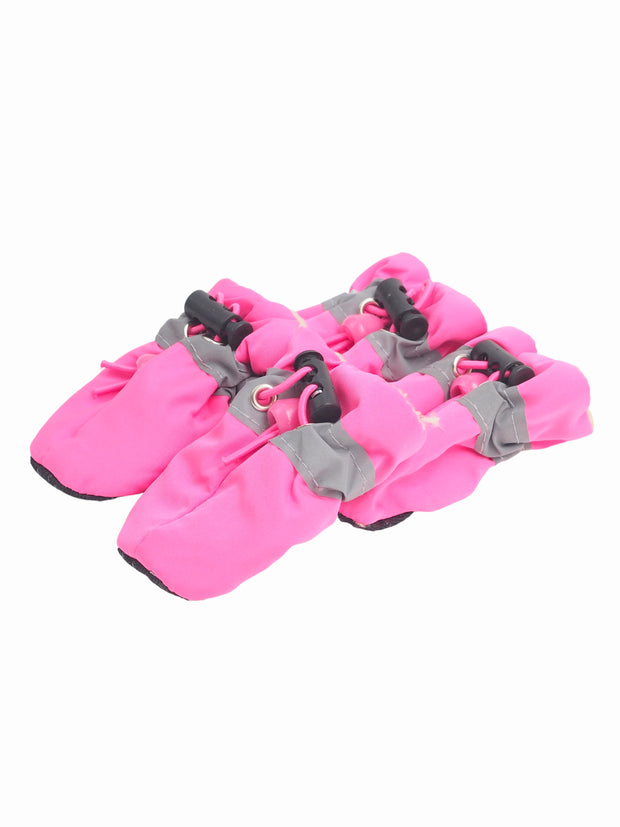 Affordable online Plush winter dog booties or shoes