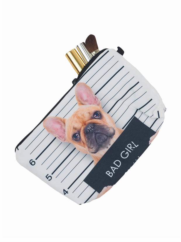 Cool dog lovers gifts pug pencil case
