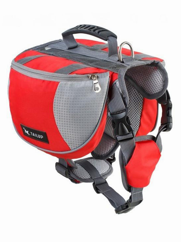 red dog carry harness