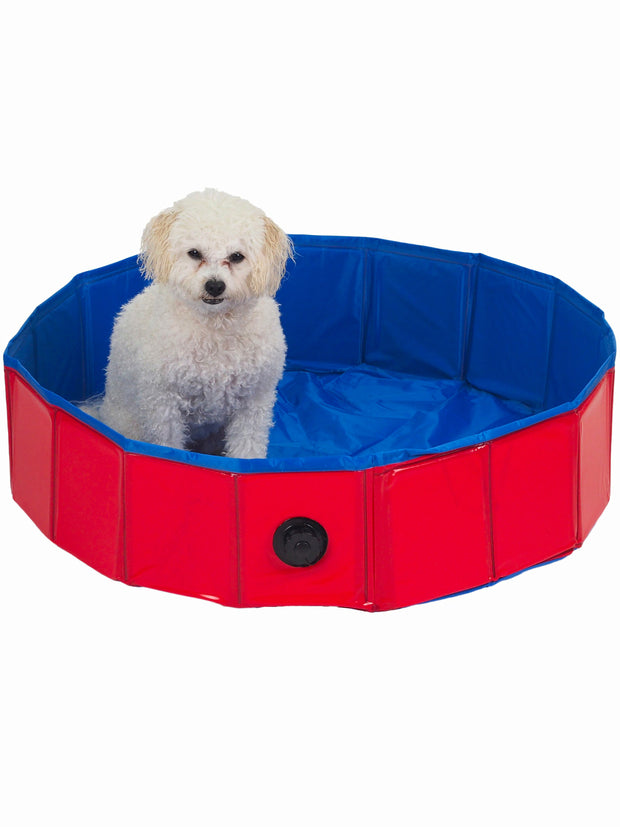 WetDog Small Summer Dog Swimming Pool