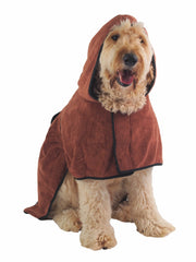 Hooded Dog Bathrobe Towel with Hood