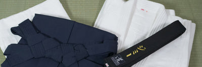Looking after your Hakama, Dogi (Kimono) & Obi (belt) - Washing, ironing, folding and drying