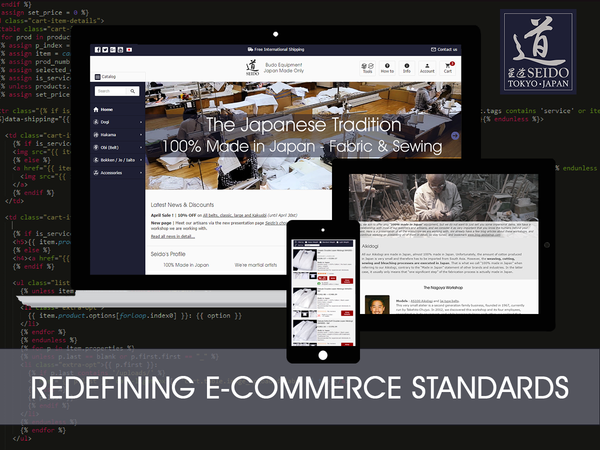 Redefining E-commerce Design
