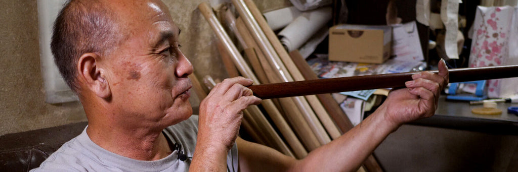 History of Japanese Bokken, interview with master Nidome