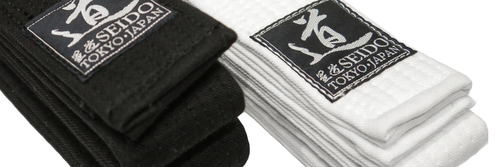How to choose your Aikido belt