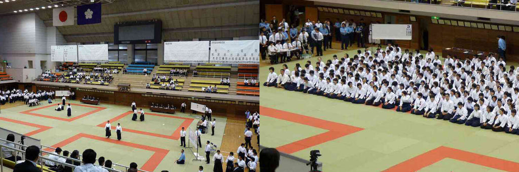 Kanto Police Department's Yoshinkan Aikido Demonstration / Competition