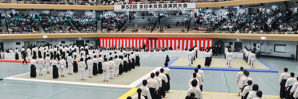 Aikido and the lack of sponsorship A relationship that is about to evolve.
