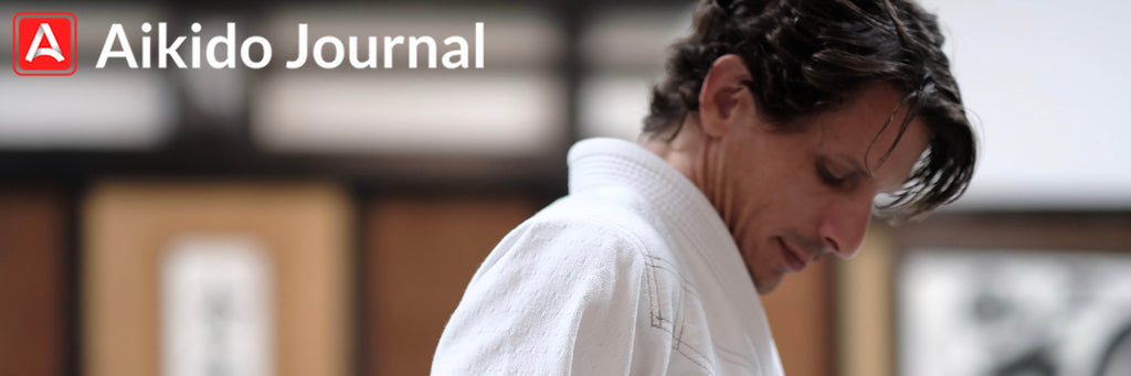 Our partnership with Aikido Journal