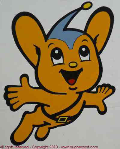 Pipo-kun - Mascot of the Japanese police