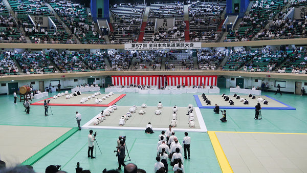 57th All Japan Aikido