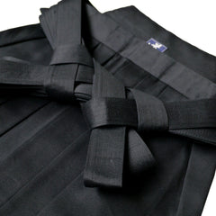 Aikido Heavy Weight Cotton Hakama (Black)