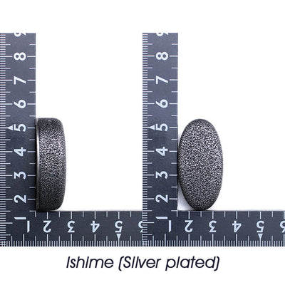Ishime (Silver Plated) [C-006-2BR2]
