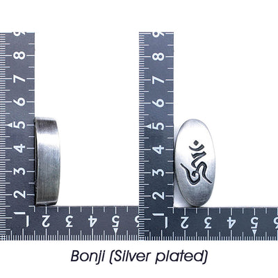 Bonji (Silver Plated) [C-032-2BR2]