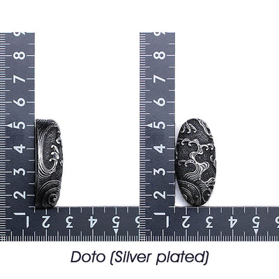 Doto (Silver Plated) [C-034-2BR2]