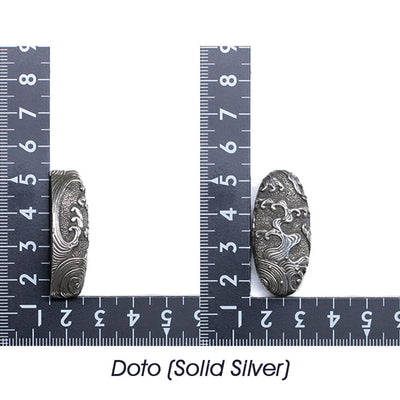 Doto (Solid Silver) [C-034-2SV0]