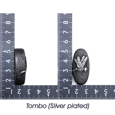 Tombo (Silver Plated) [C-041-2BR2]