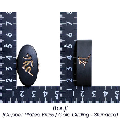 Bonji (Copper Plated Brass / Gold Gilding) [K-032-2BR3]