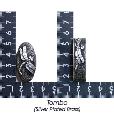 Tombo (Silver Plated Brass) [K-041-2BR2]