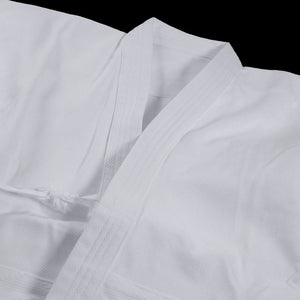 Classic Single Layer White Kendogi (BS100W) - Jacket