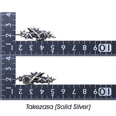 Takezasa (Solid Silver) [M-010-1SV0]