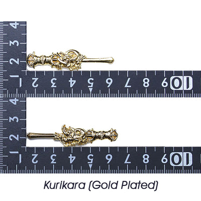 Kurikara (Gold Plated) [M-022-1AY1]