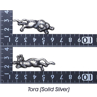 Tora (Solid Silver) [M-027-1SV0]