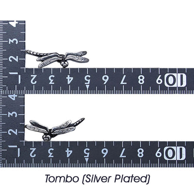 Tombo (Silver Plated) [M-041-2BR2]
