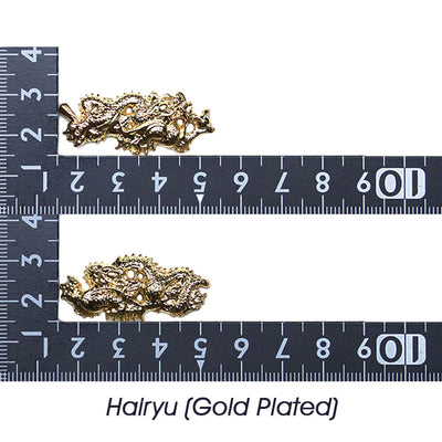 Hairyu (Gold Plated) [M-065-1AY1]