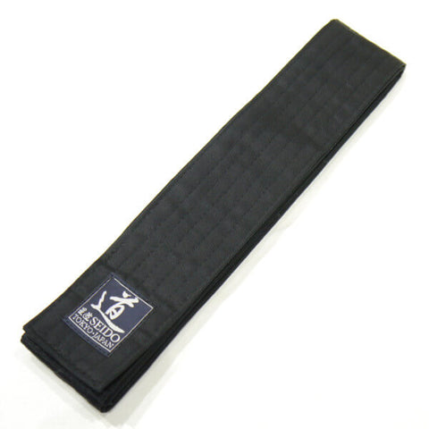 Wide Black Belt (Iaiobi)