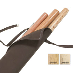 Bokken+Jo+Tanto (with bag) [Aikido Set]