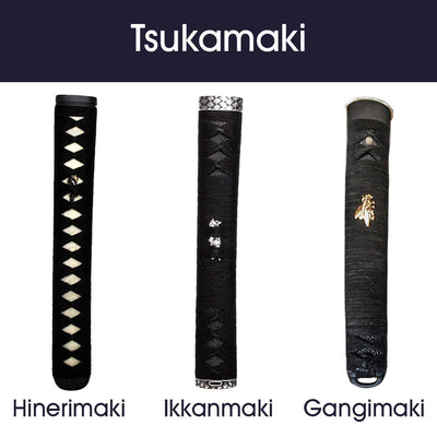 Wrapping: Hinerimaki [TM101], Ikkanmaki [TM102] or Gangimaki [TM103]
