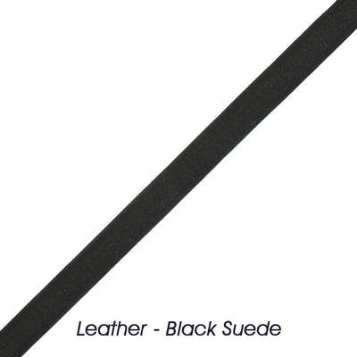 Leather - Black Suede [TI401]