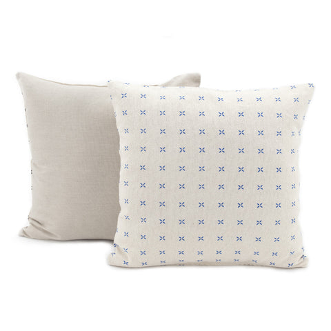 Margherita Cushion Brilliant Blue