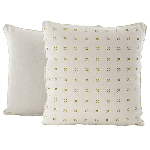 Margherita Cushion Moss Green