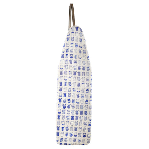 China Blue Jugs Ironing Board Cover