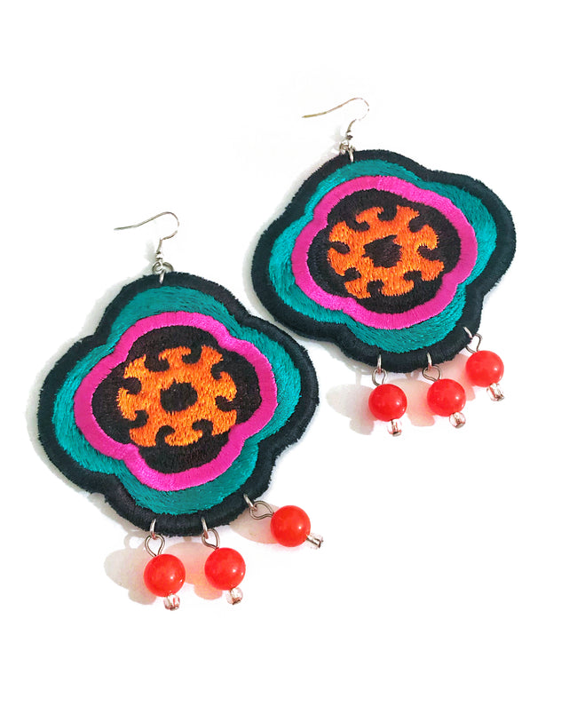 Diliya Earrings | Shambala Collection