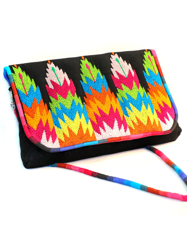 Navajo-inspired Signature Purse