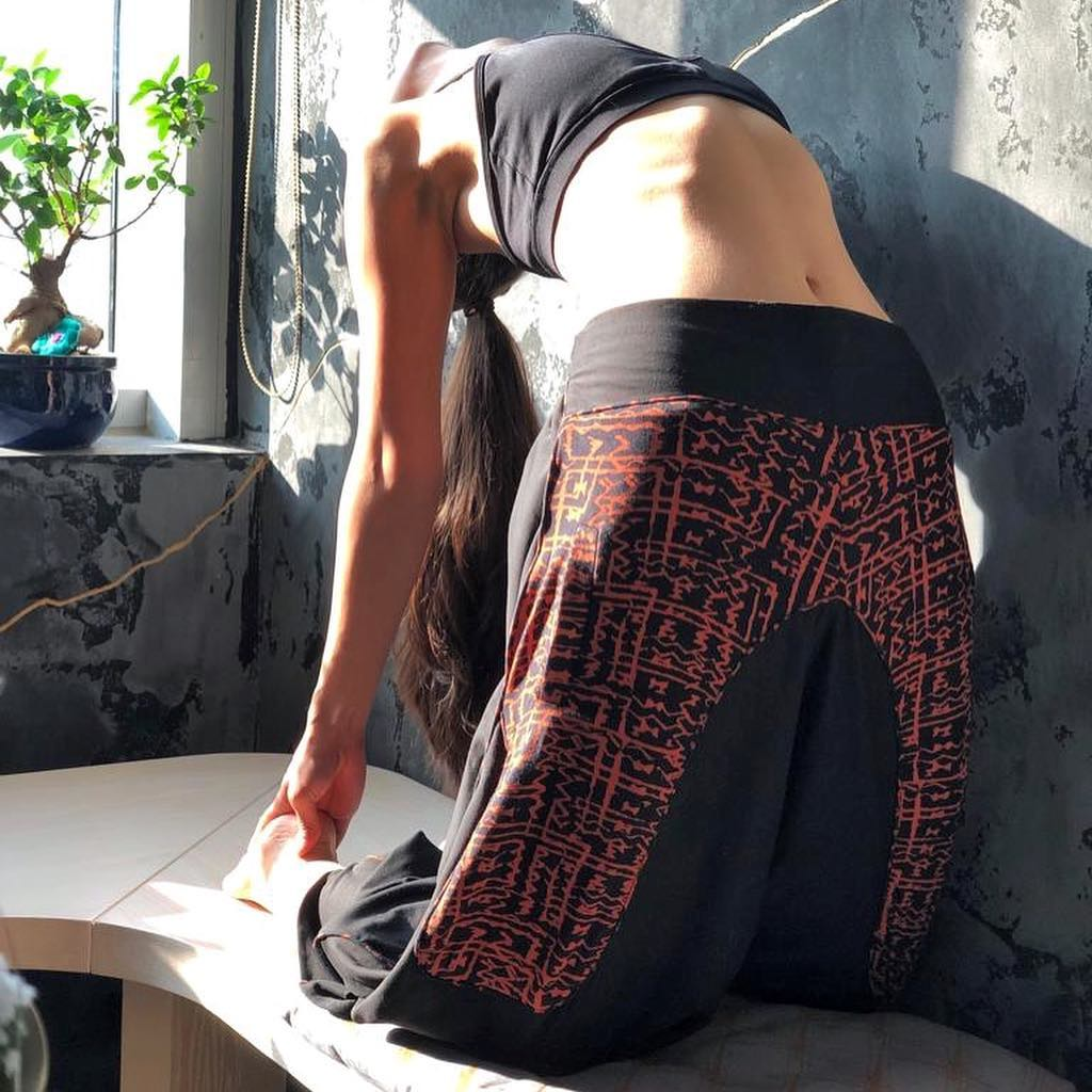 Shakti Harem Pants | Lotus Collection