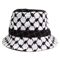 Keffiyeh Bucket Hat